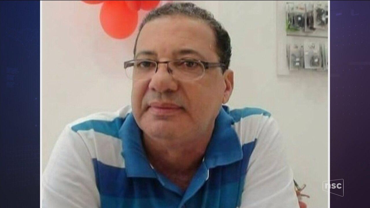 Médico que estava desaparecido é encontrado morto em Timbó; 4 são presos
