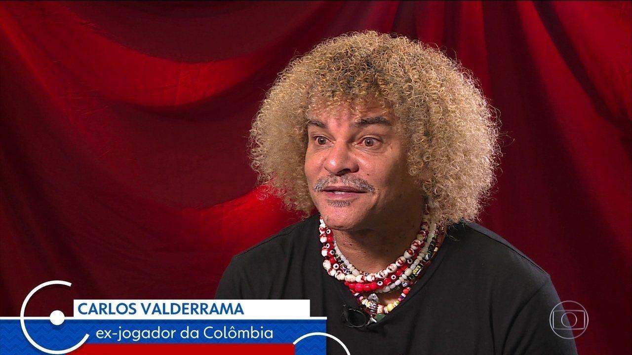 Nomes da Geração de ouro da Colômbia falam da influência do narcotráfico no futebol local