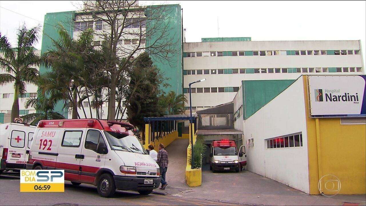 Hospital de Mauá cancela cirurgias que não sejam de emergência