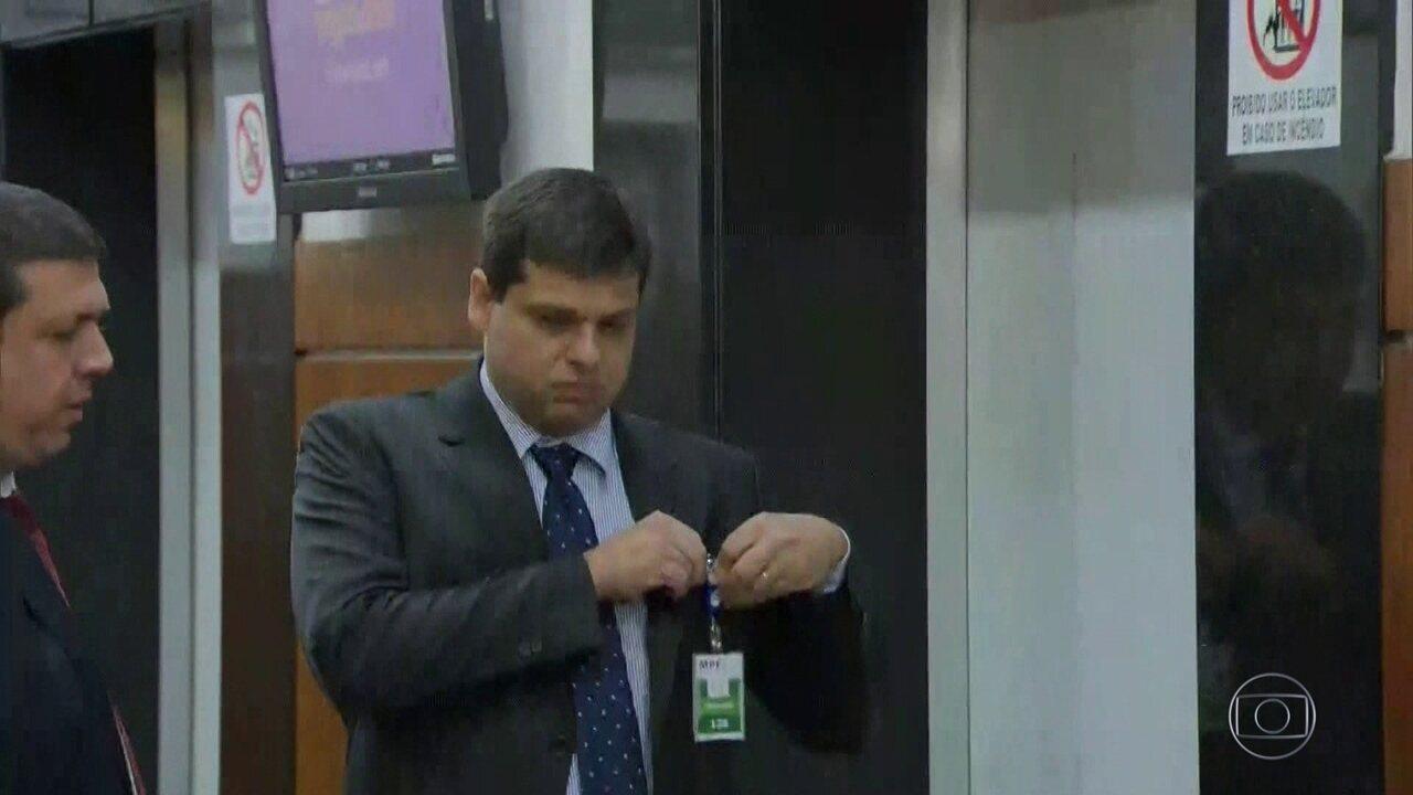 MP denunciou o ex-procurador Marcelo Miller no caso sobre o papel dele na delação da J&F