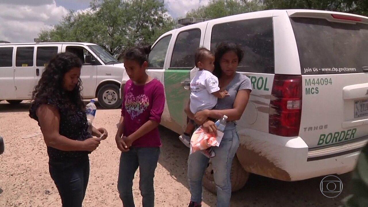 Justiça americana dá prazo para governo reunir famílias separadas