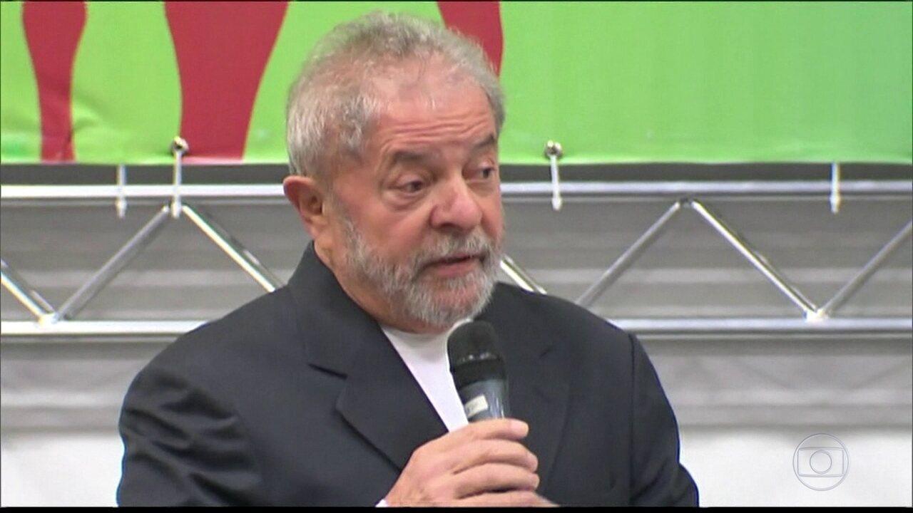 O ministro Alexandre de Moraes negou pedido de liberdade do ex-presidente Lula
