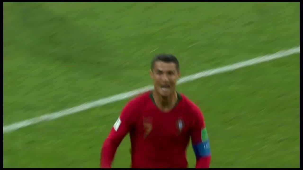 Confira os sete gols de Cristiano Ronaldo marcados em Copas do Mundo