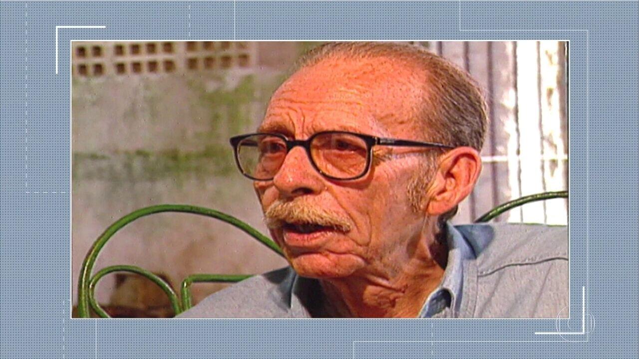 Jornalista e poeta Orlando Tejo morre aos 83 anos no Recife