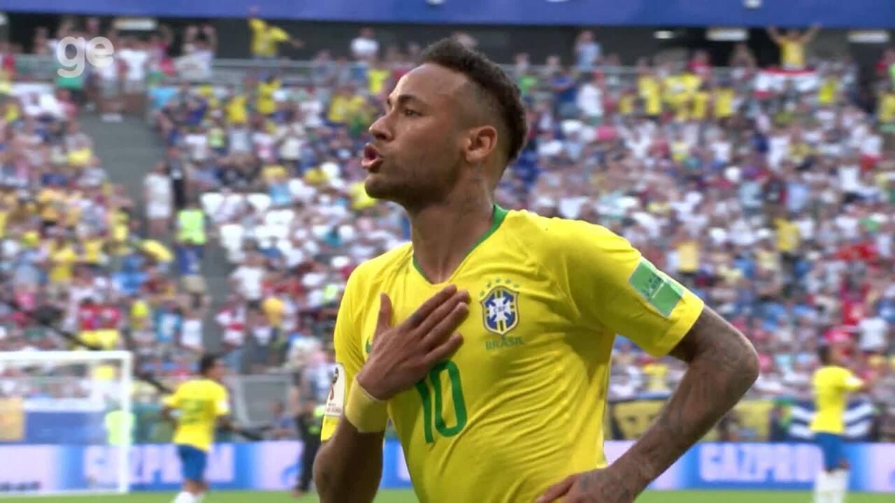 Os destaques das Oitavas de Final da Copa do Mundo 2018, na Rússia