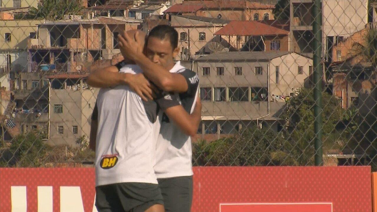 b4298b31a2 Veja os gols da vitória do Atlético-MG no jogo-treino diante da seleção