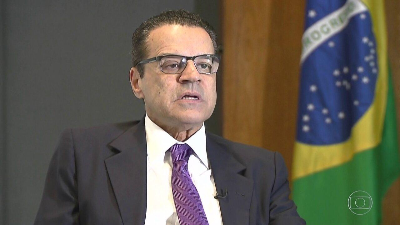 Justiça torna réu o ex-ministro Henrique Eduardo Alves por lavagem de dinheiro
