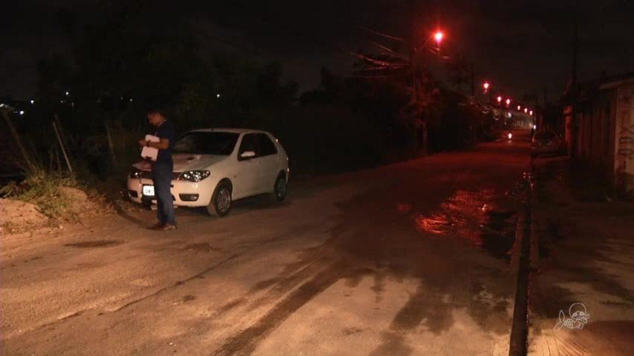 Seis pessoas são atropeladas em acidente em Fortaleza