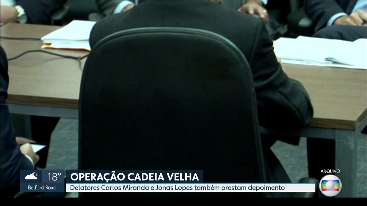 Lava Jato: Deputados da cúpula do MDB no RJ falam à Justiça