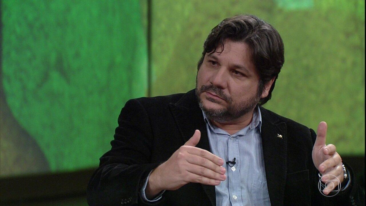 Vágner Camilo Alves explica o que foi a FEB - Força Expedicionária Brasileira