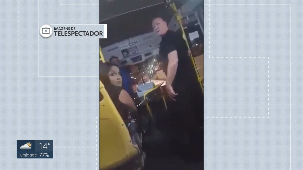 Homens armados se dizem policiais e param ônibus no Pistão Sul, em Taguatinga