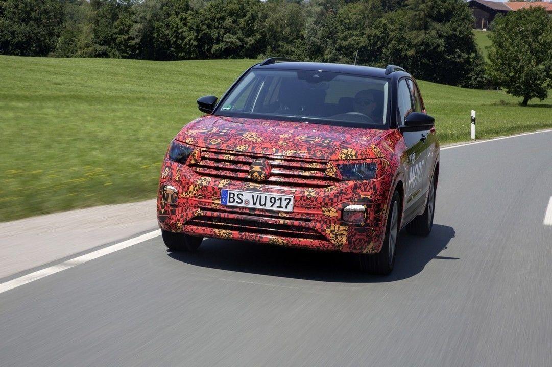 Conheça o Volkswagen T-Cross, o novo rival de Honda HR-V e Hyundai Creta