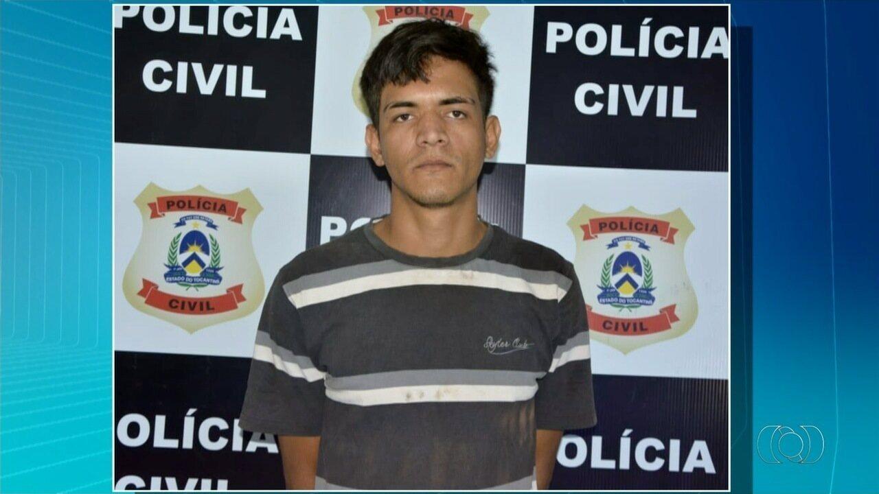 Suspeito de chantagear mulher para receber fotos íntimas é preso pela Polícia Civil