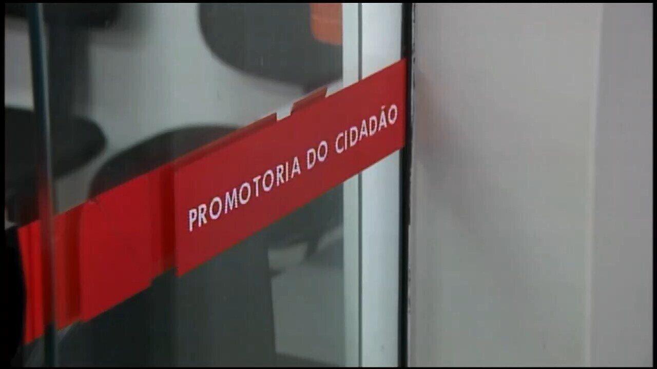 Prefeito de Divinópolis presta depoimento no MP sobre suposta oferta ilícita de cargo