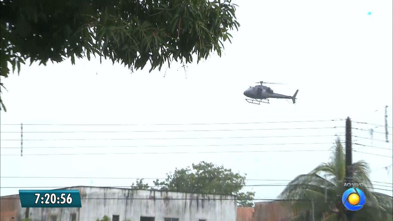 PF realiza ação de reintegração de posse no condomínio Vista Alegre, em João Pessoa
