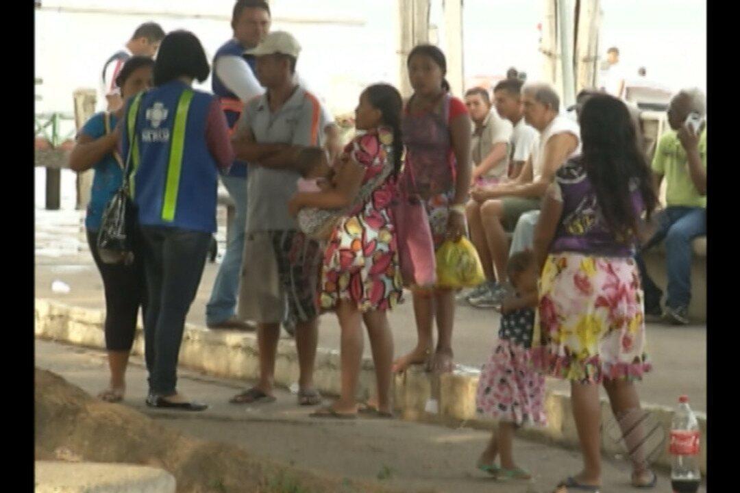 Ministério Público cobra assistência para os mais de 300 venezuelanos que vivem no Pará