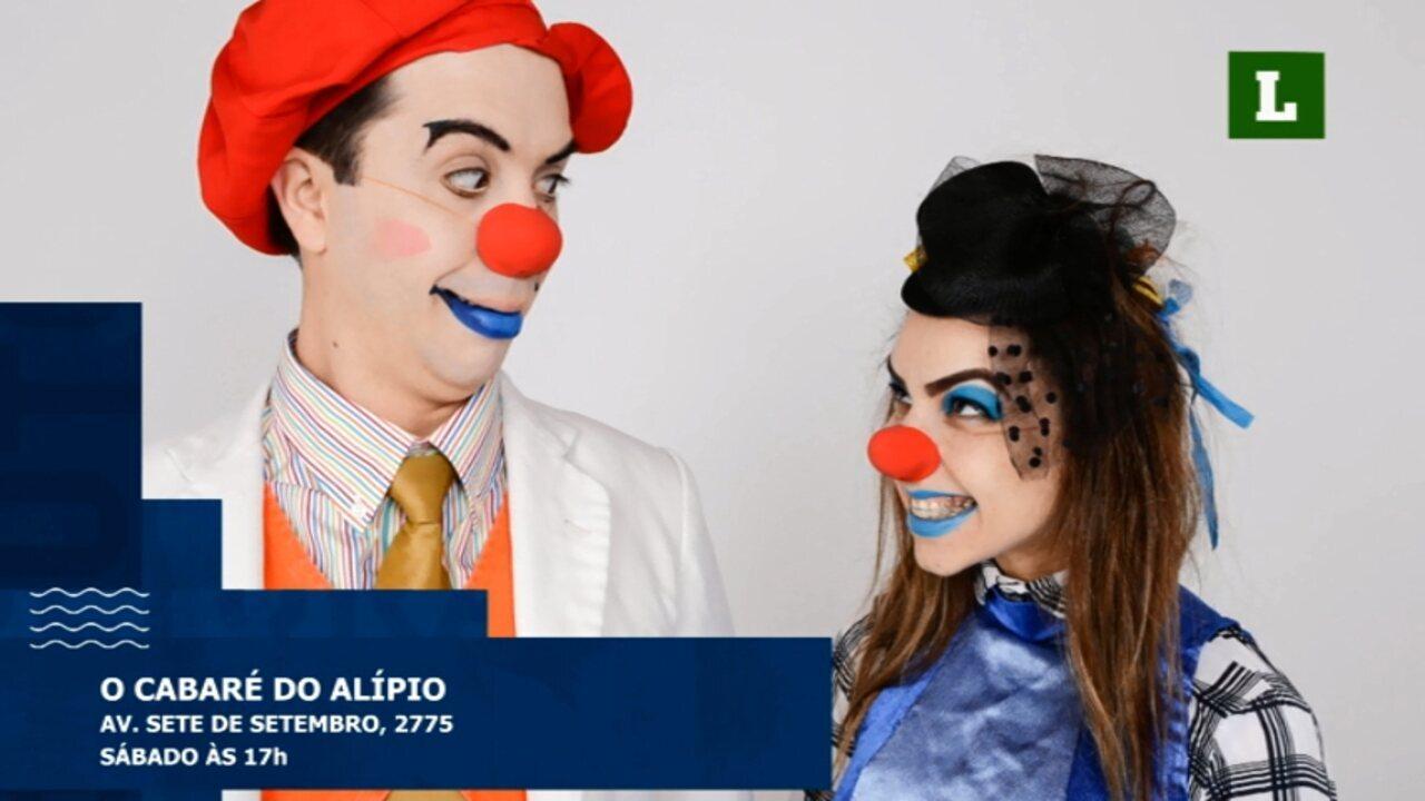 Minuto Cultural: veja o que fazer de 9 a 15 de julho, em Curitiba