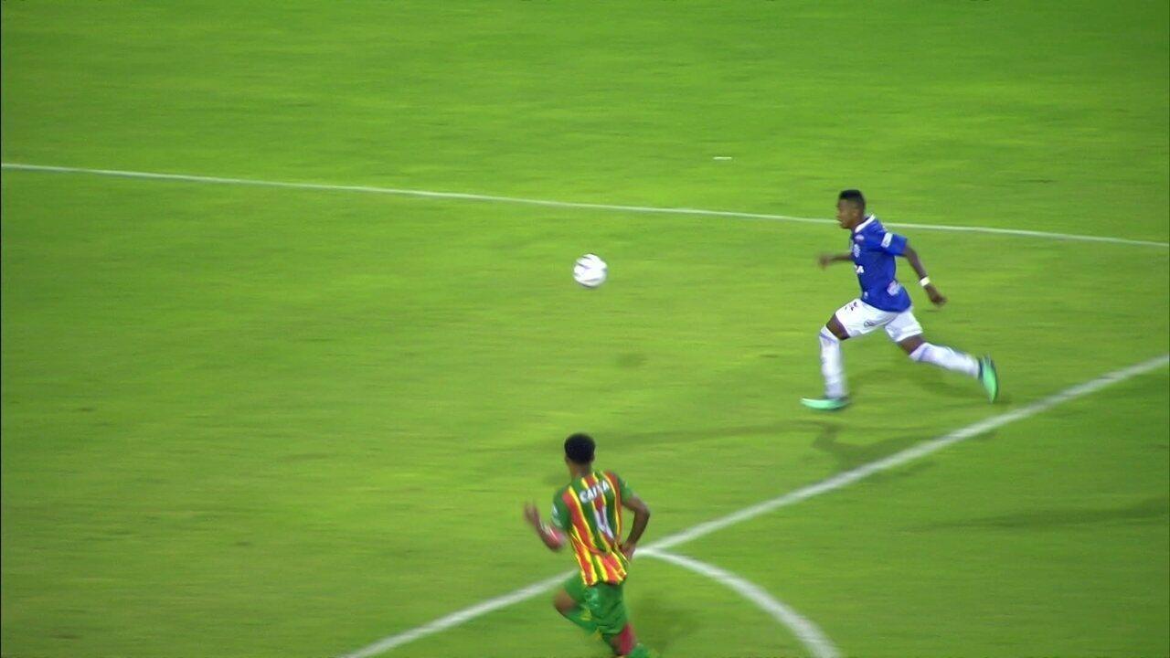 Melhores momentos: CSA 1 x 0 Sampaio Corrêa pela Série B do Campeonato Brasileiro