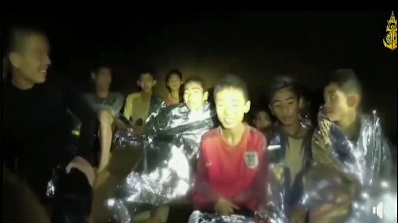 Ministro da Saúde da Tailândia anuncia que resgatados devem receber alta em breve