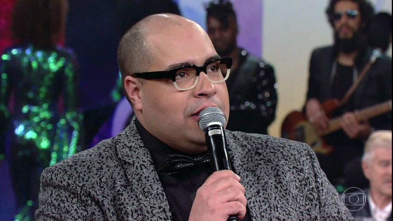 Tiago Abravanel fala sobre a experiência de participar do 'Show dos Famosos'