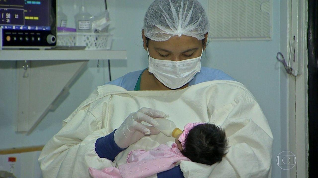 Bebê enterrada viva sobrevive após ficar 36 dias internada em UTI