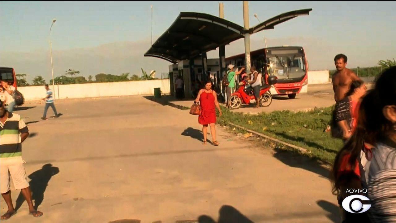 Moradores do Gracilianos e Village protestam contra mudança no itinerário dos ônibus