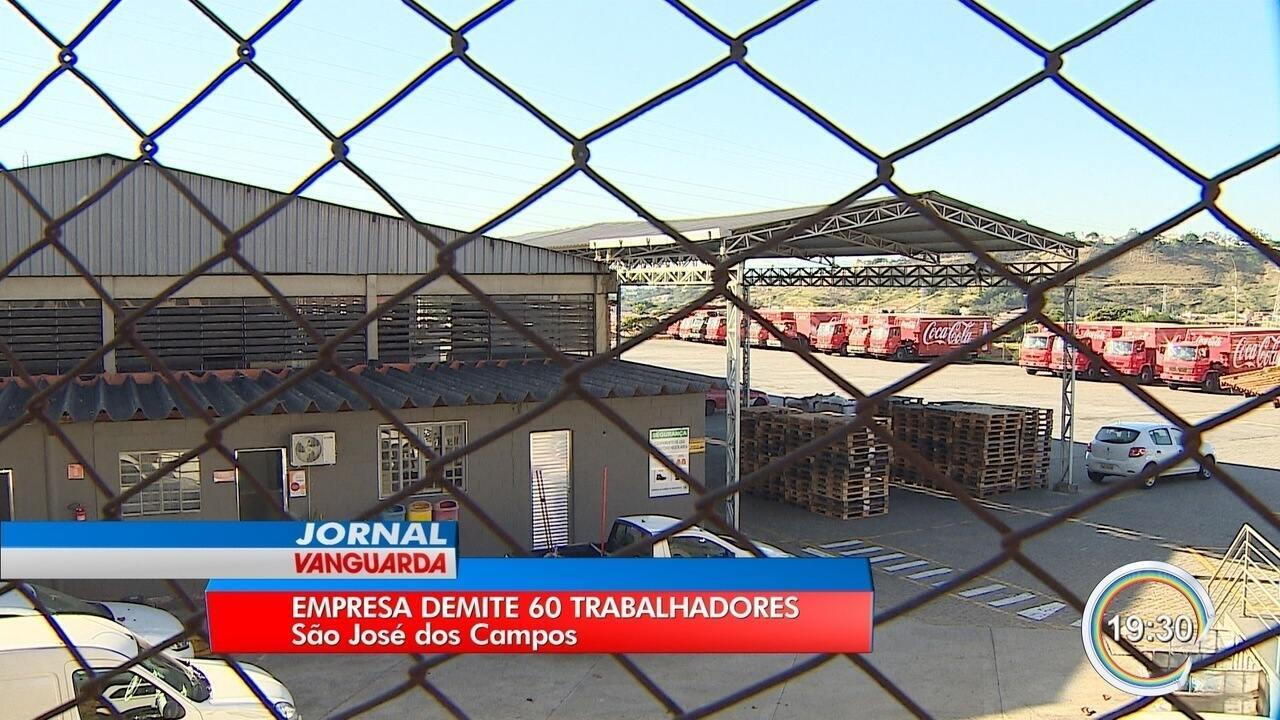 Distribuidora Coca-Cola Femsa demite ao menos 60 trabalhadores em São José