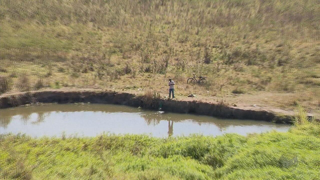 Nível do Lago de Furnas cai pelo segundo ano consecutivo no Sul de Minas