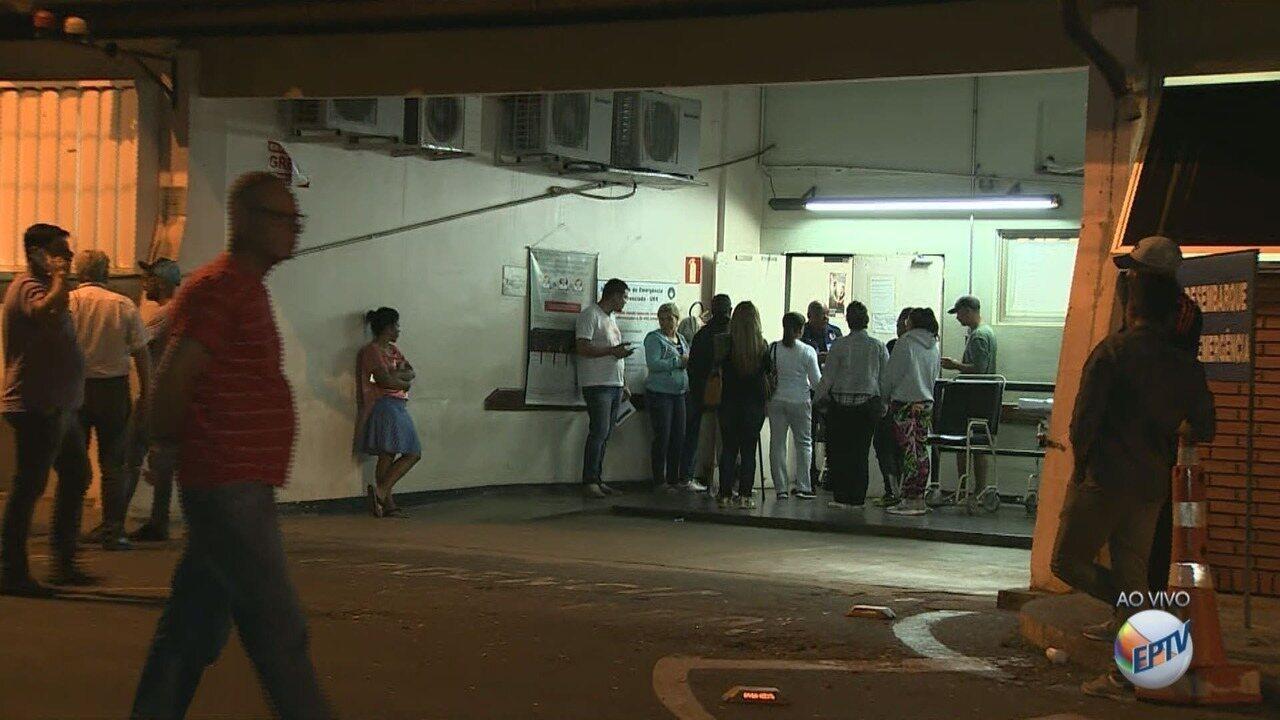 Hospital das Clínicas da Unicamp suspende atendimento do pronto-socorro pediátrico