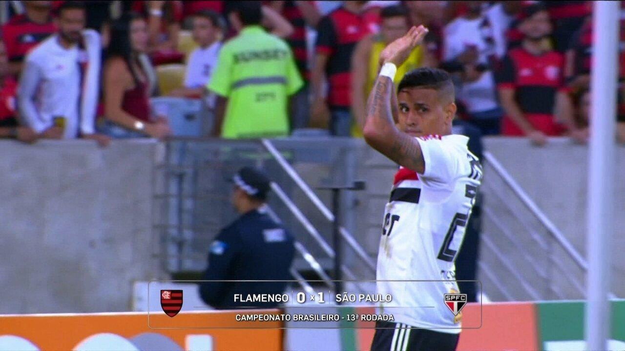 Comentaristas exaltam papel de Everton no São Paulo: