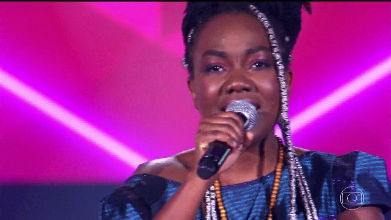 Marissol Mwaba canta Rosa