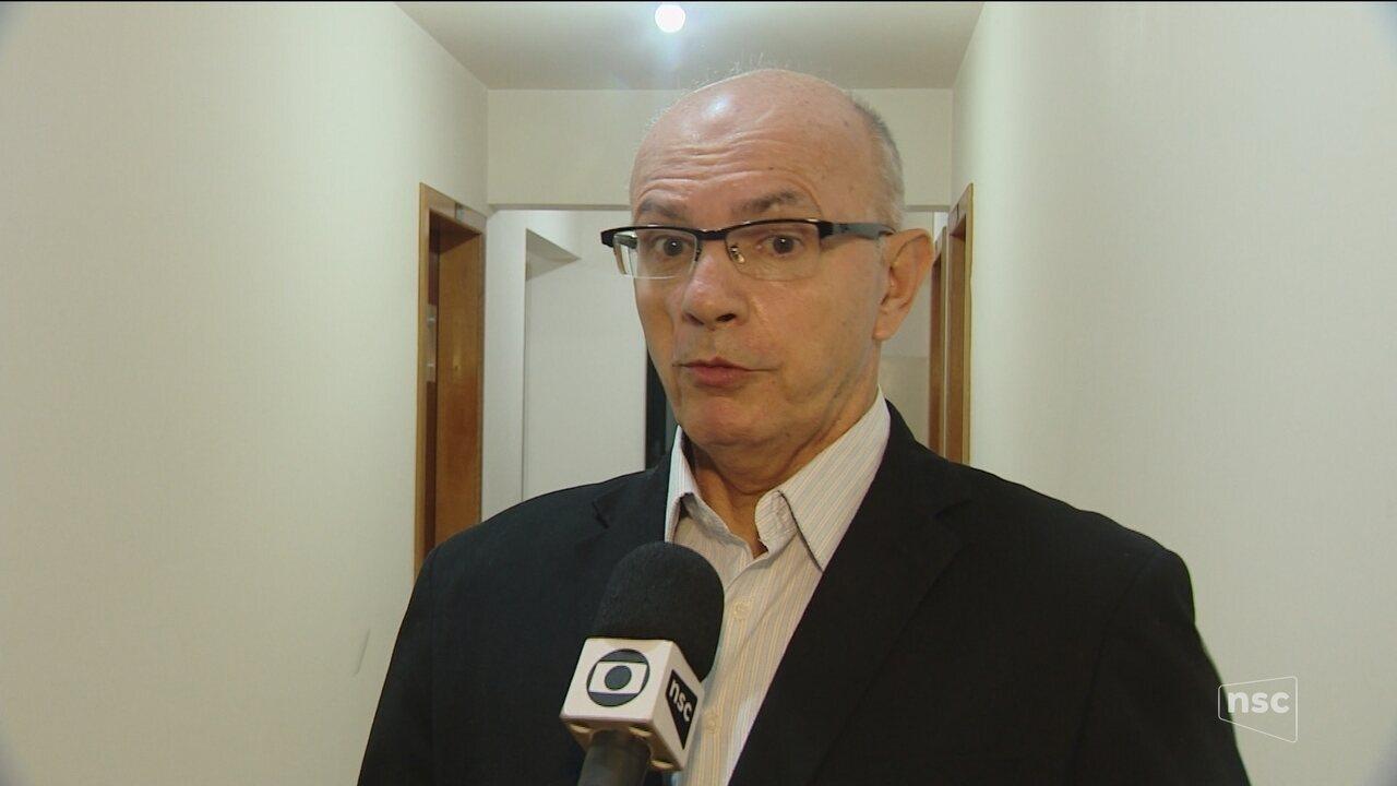 Rede confirma candidatura de Rogério Portanova ao governo de SC