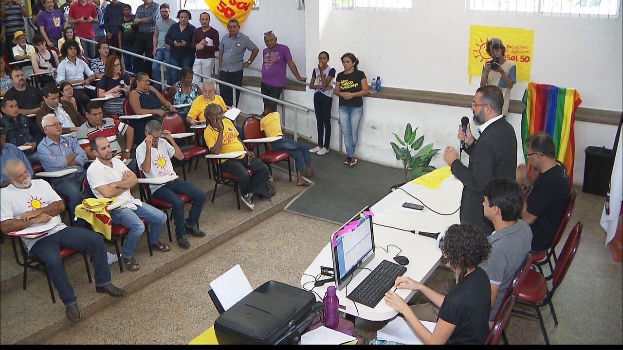 PSOL confirma candidatura de Tárcio Teixeira ao Governo da Paraíba