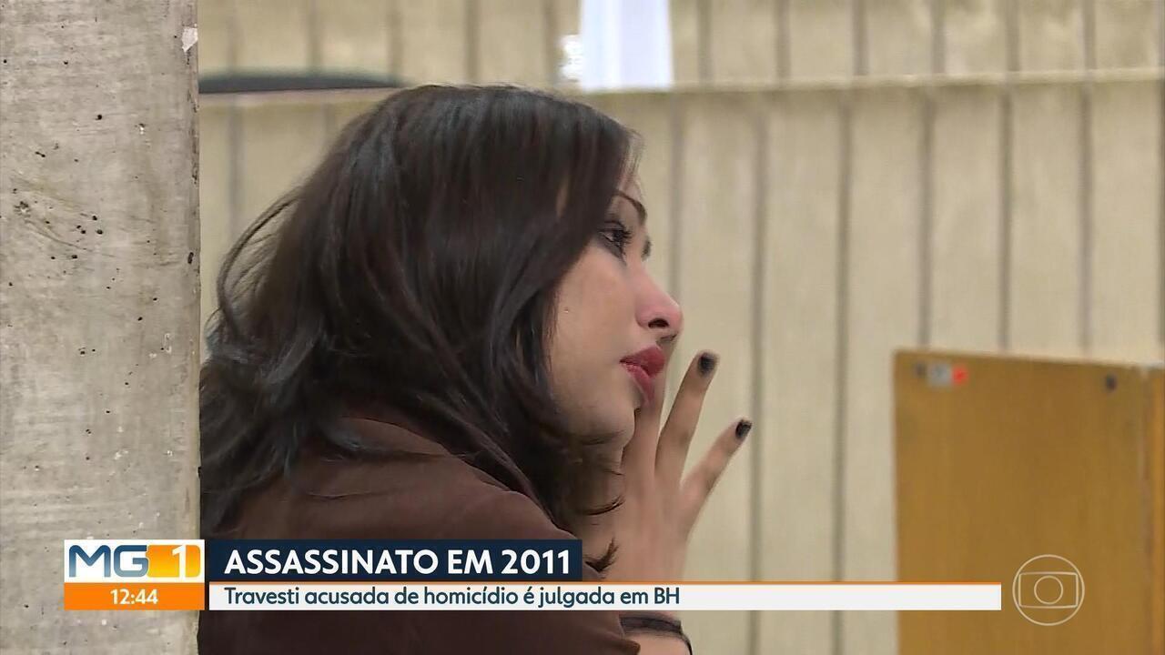 Travesti acusada de homicídio é julgada em Belo Horizonte