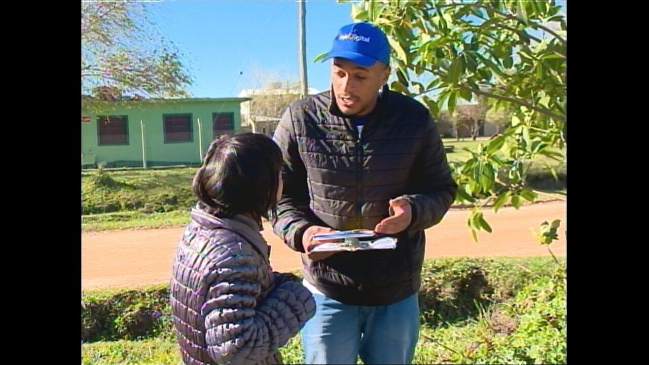 Ações do Seja Digital são feitas em Pelotas e São Lourenço
