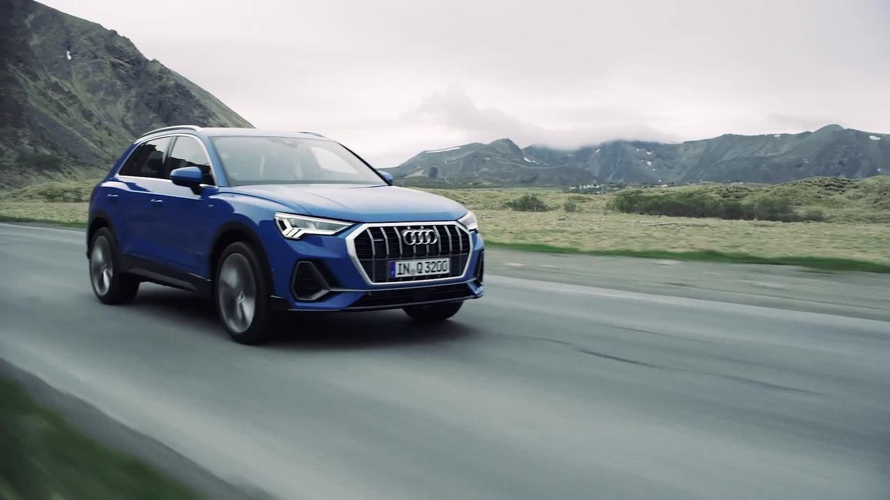 Audi mostra a segunda geração do Q3