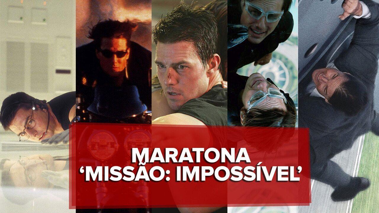 Maratona 'Missão: Impossível': G1 assiste aos 5 filmes da franquia