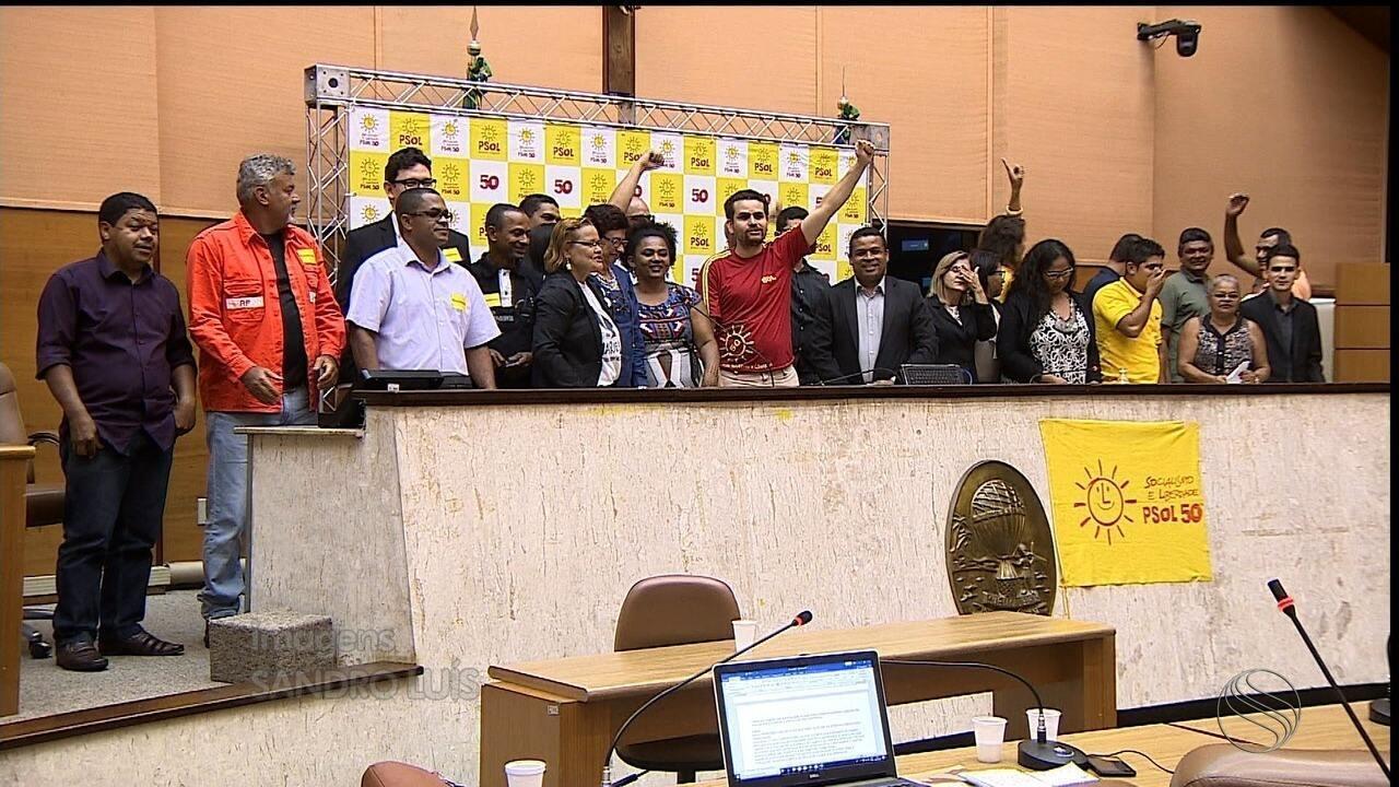 Márcio Souza é escolhido pelo PSOL como candidato ao governo de Sergipe