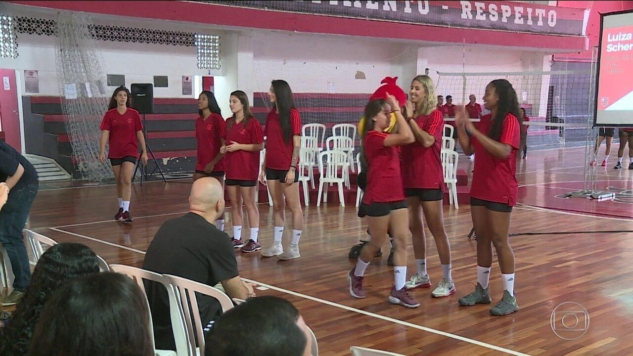Flamengo monta time para disputar o Superliga de Vôlei Feminina B