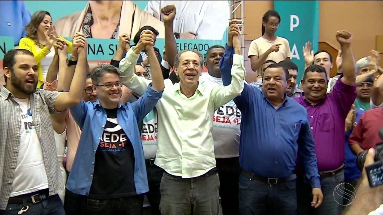 Rede apresenta Dr. Emerson como candidato ao governo de Sergipe