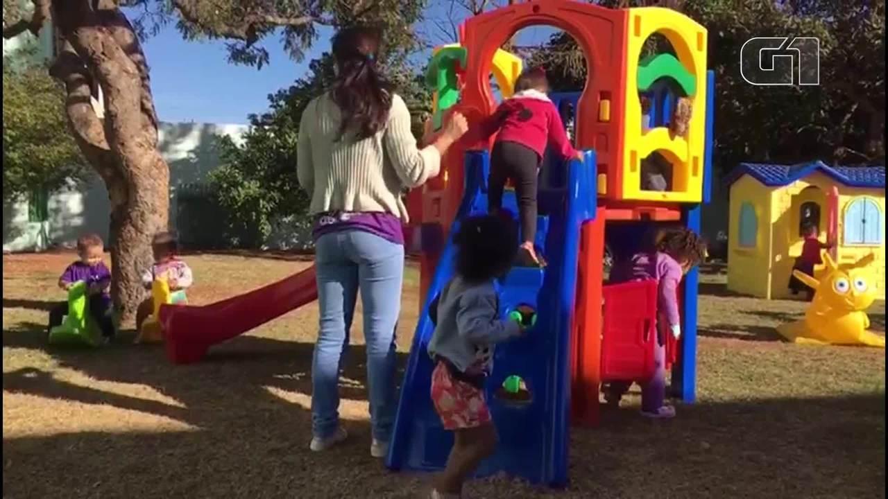 ONG 'Doando Vida' atende 50 crianças em situação de vulnerabilidade na Estrutural, no DF