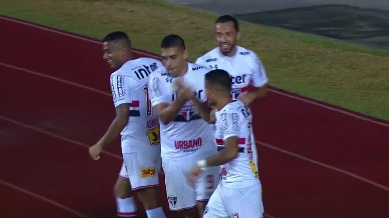 Veja os gols de Everton com a camisa do São Paulo