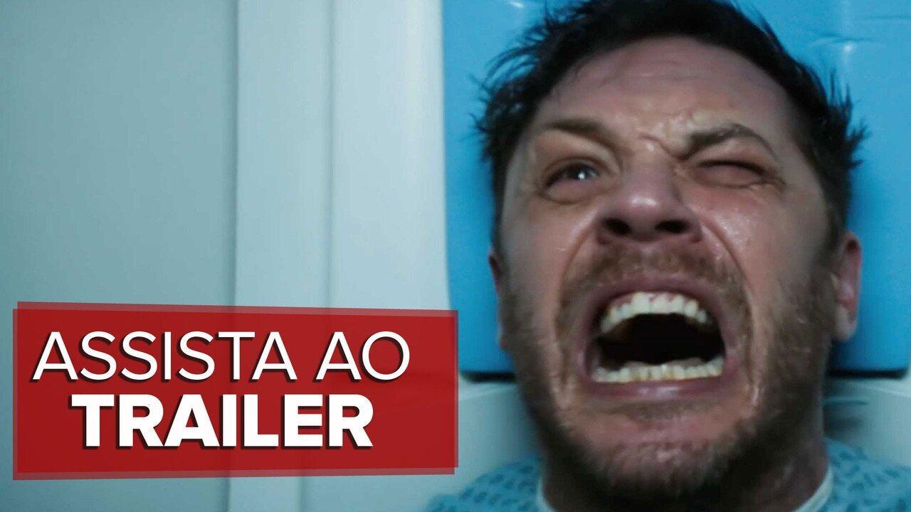 'Venom', com vilão do Homem-Aranha, ganha novo trailer; ASSISTA