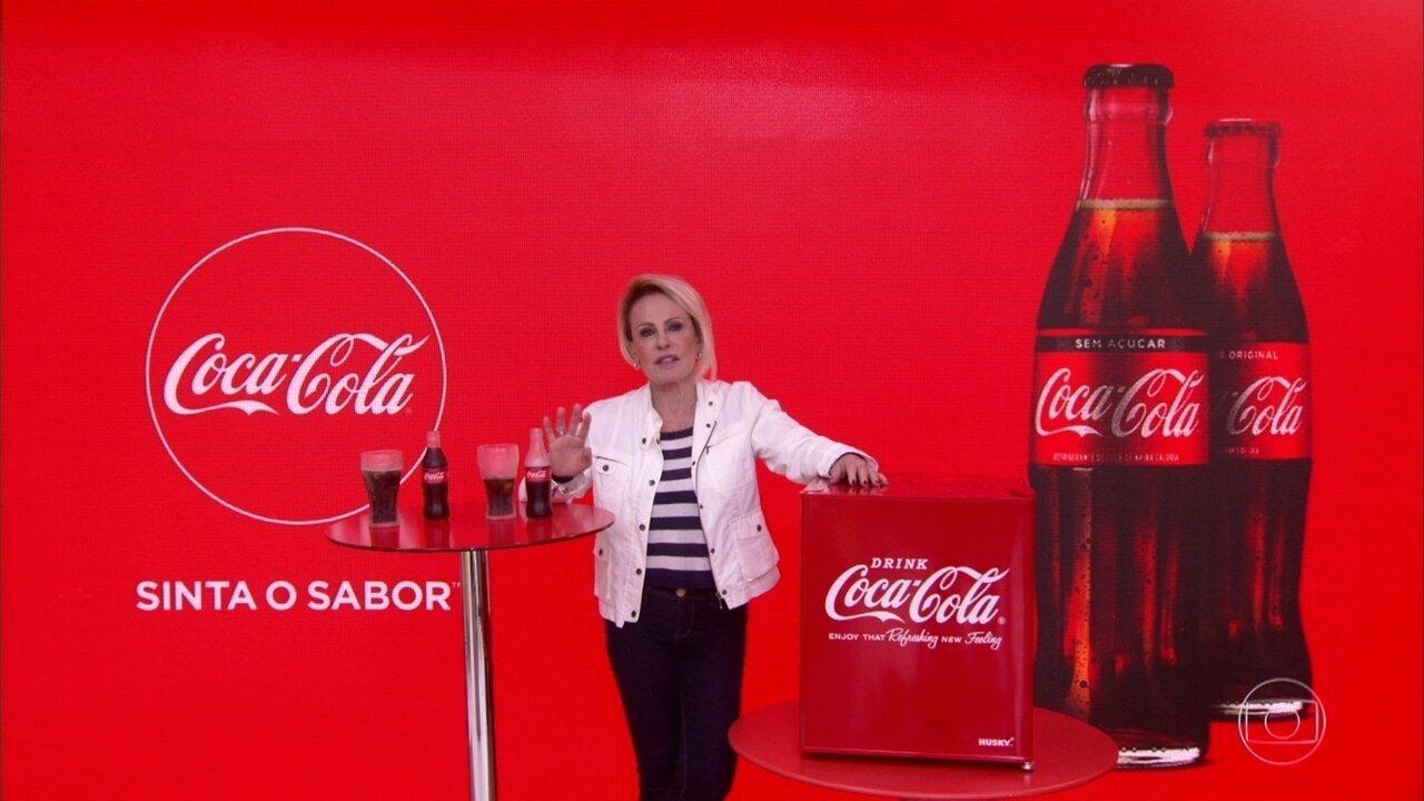 Coca-Cola: compartilhe suas receitas de família