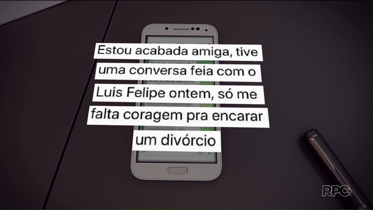 Defesa De Marido Diz Que Mensagens De Advogada Que Caiu Do 4º Andar