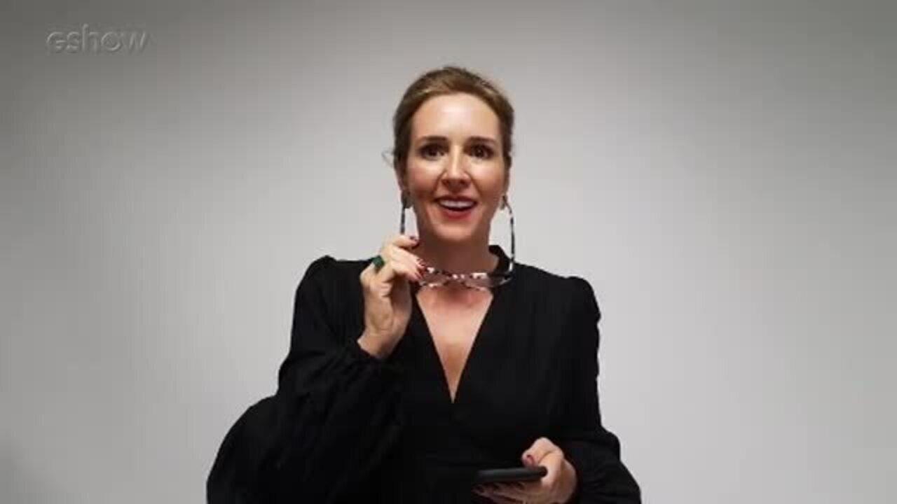 Renata Capucci participa da live do 'PopStar'