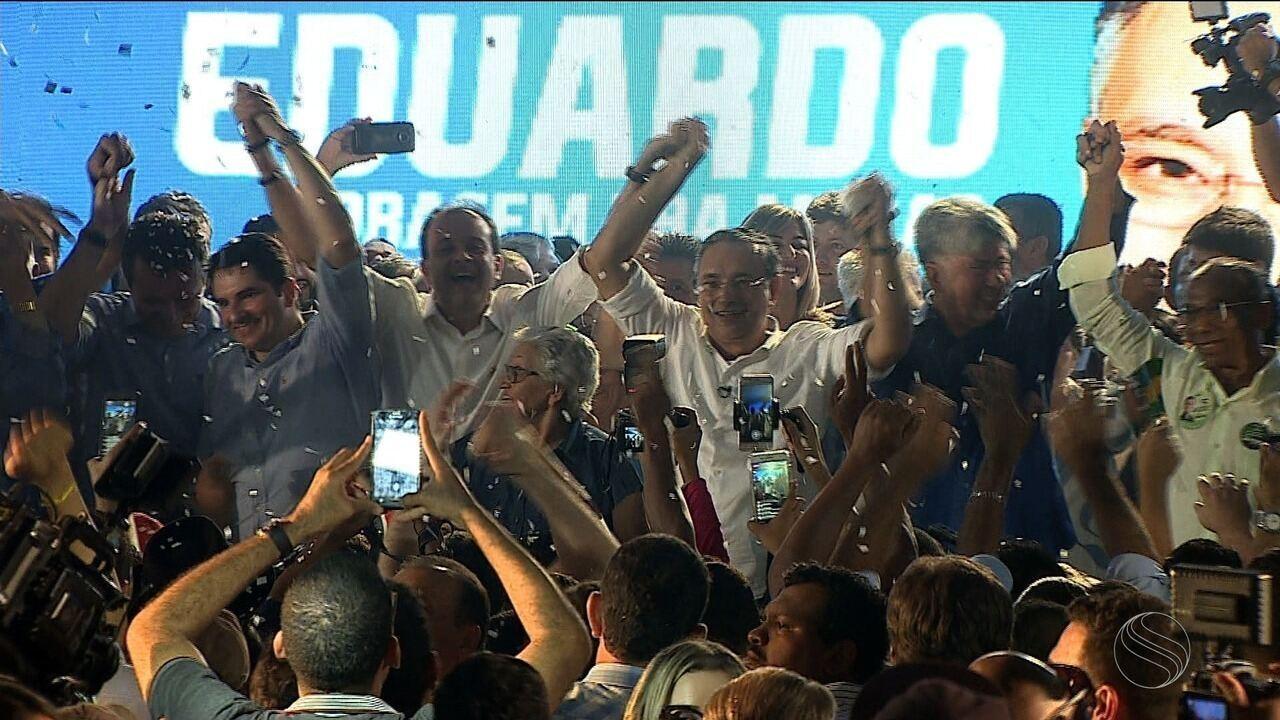 PSDB confirma candidatura de Eduardo Amorim ao governo de Sergipe