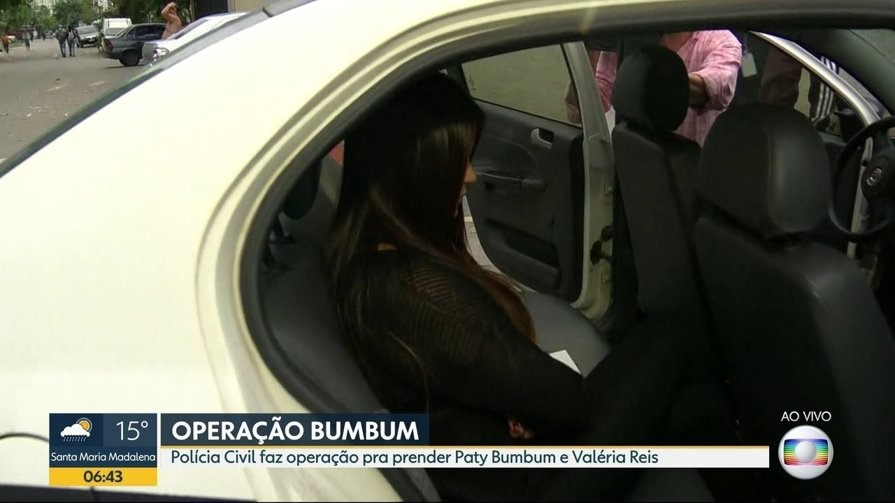Polícia Civil faz operação para prender Paty Bumbum e Valéria Reis