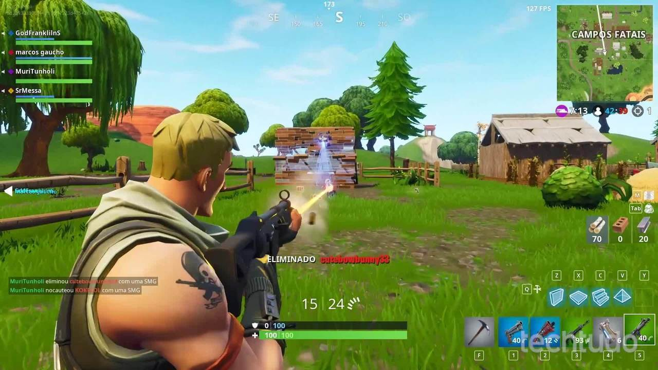 Fortnite - Check out the game game