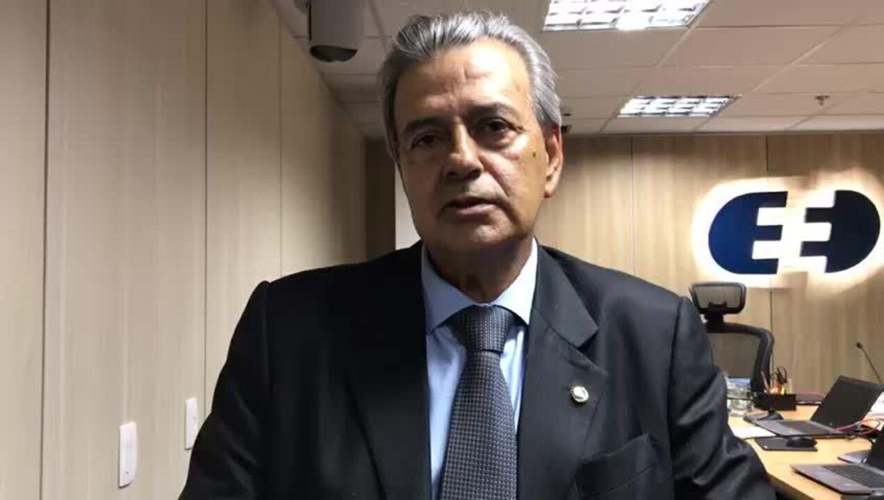 O diretor-geral da Aneel, Romeu Rufino, fala sobre reajuste aprovado pela Aneel